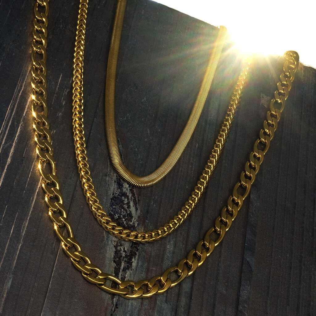 Niv's Bling Hip Hop Chain Collection