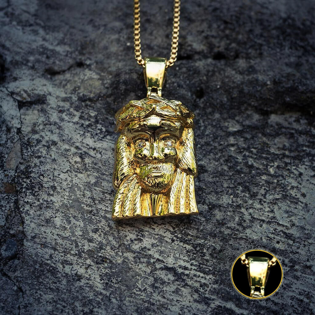 Niv's Bling Hip Hop Pendants