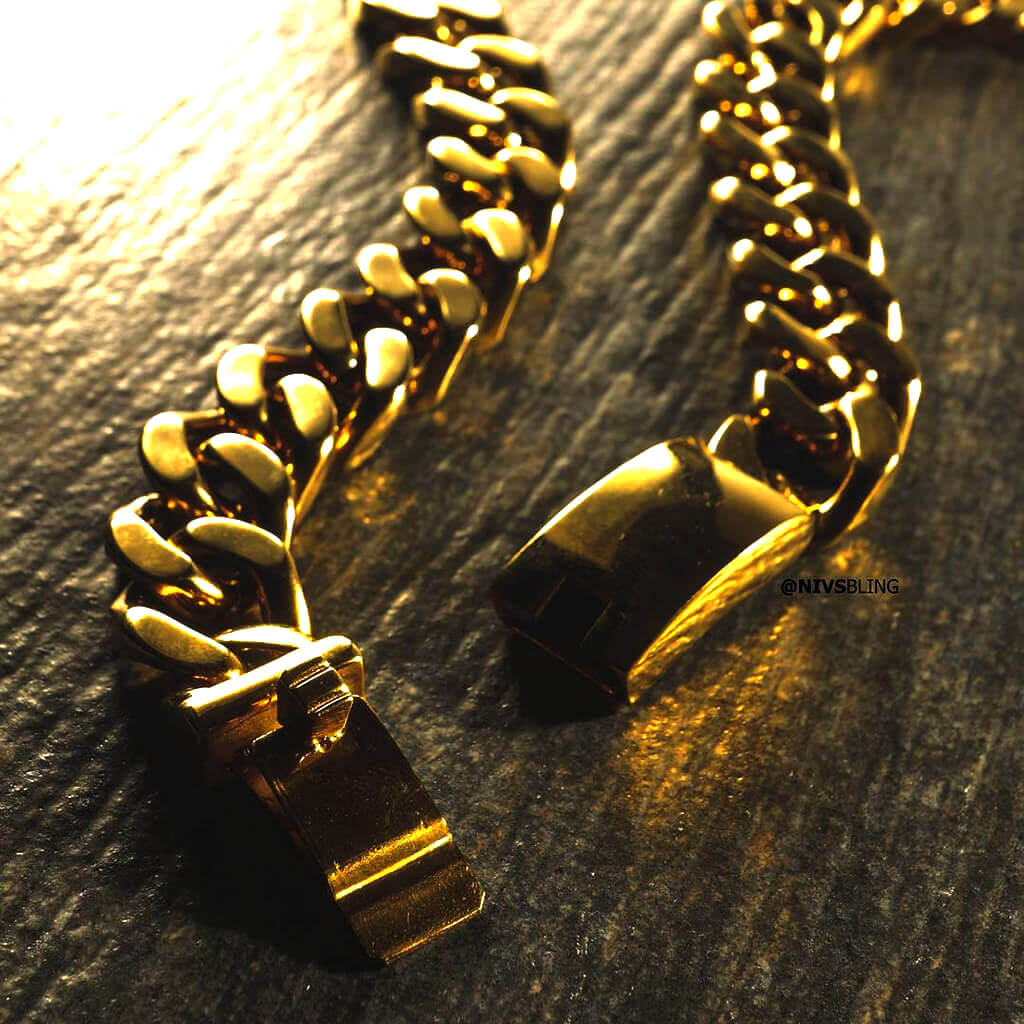 Niv's Bling Hip Hop Necklaces