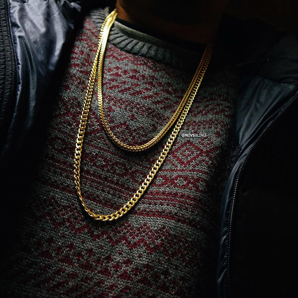 Niv's Bling Rapper Chains