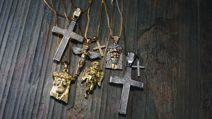 Hot Hip Hop Pendants - Niv's Bling