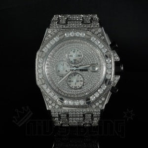 Niv's Bling AP Watch