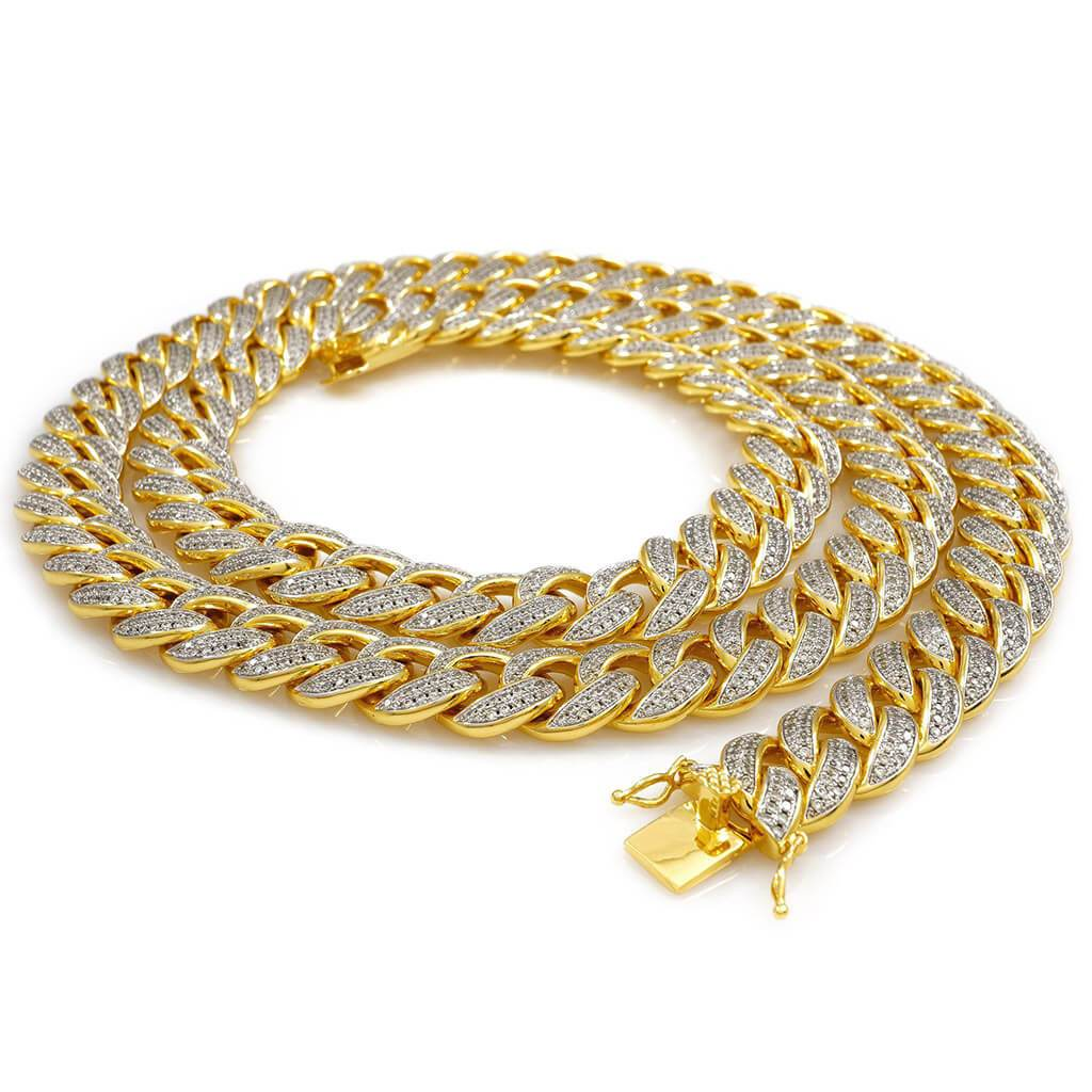 Gold Necklaces & Chains on SALE at Niv\'s Bling