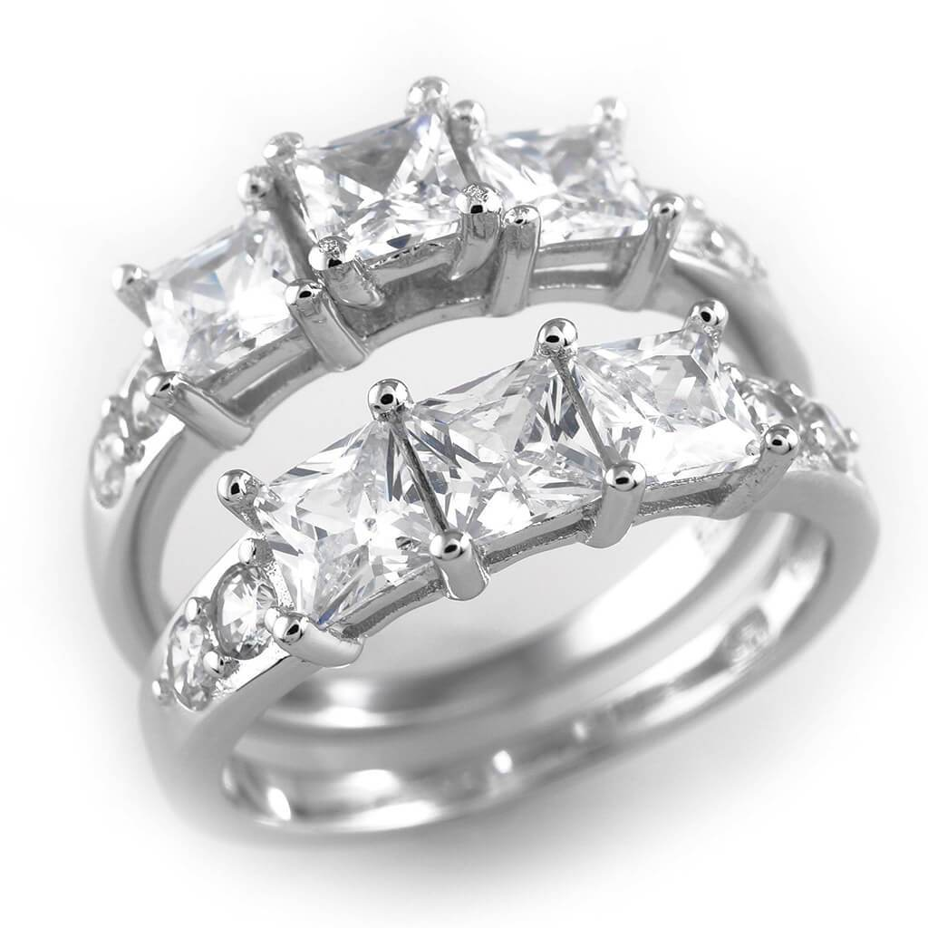 w future diamond past princess present collections zales c v wedding t cut outlet rings