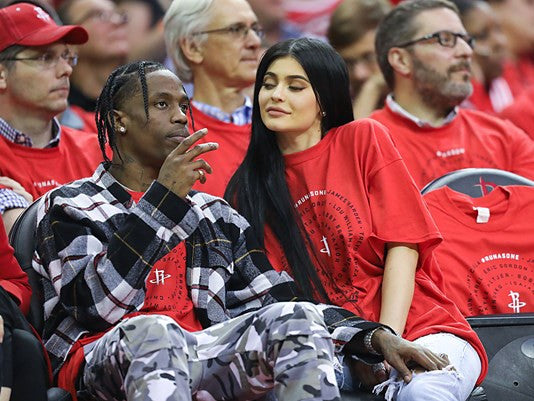 Rapper Travis Scott Designs Special Game 6 Shirts for Rockets Fans