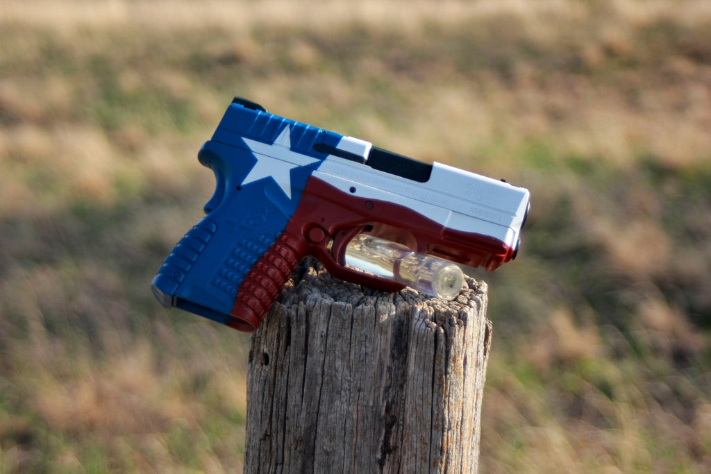 Governor Signs Law Making Texas Gun Fees Nation's Lowest