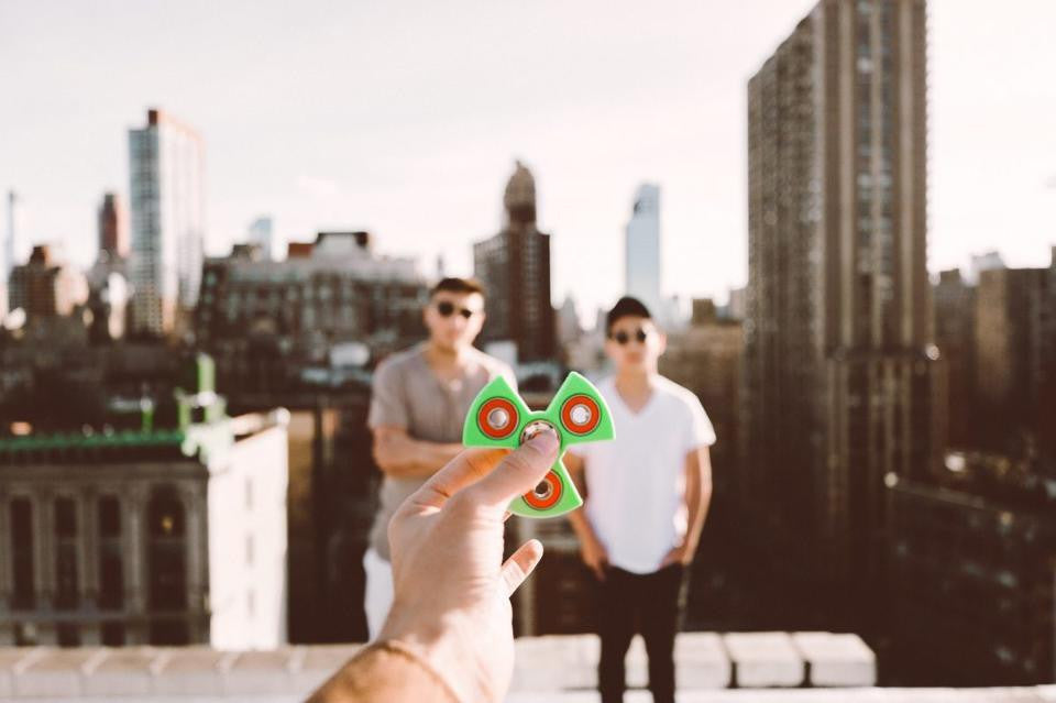 How These Two 17-Year-Olds Are Cashing In On The Fidget Spinners Everyone Is Talking About