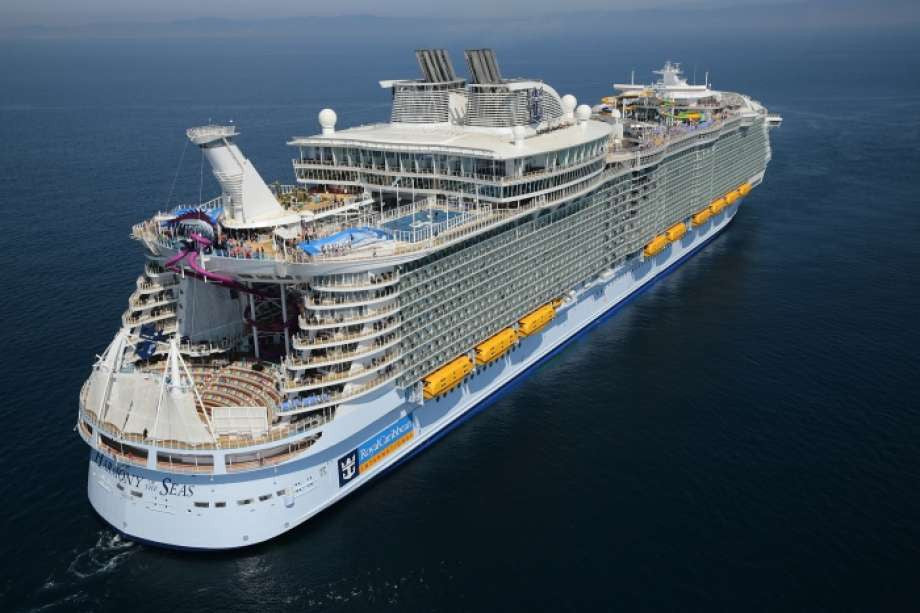Royal Caribbean Announces New Ship Sailing from Galveston