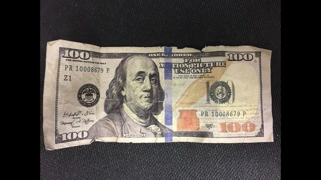 Texas Police Release Warning About Fake $100 Bills