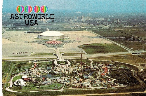 A film student documented the history of Houston's AstroWorld and you'll want to take this roller coaster trip down memory lane