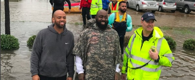 Social Media Goes in on Houston's 97.9 The Box Over a 7-Year Long Ban on Rapper Trae the Truth Despite Hurricane Harvey Relief Efforts