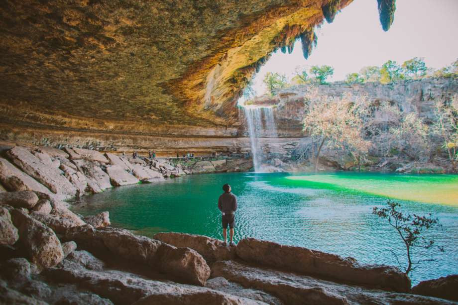 Hamilton Pool Opens Today, Some Housekeeping Changes to Note About the Central Texas Swimming Hole