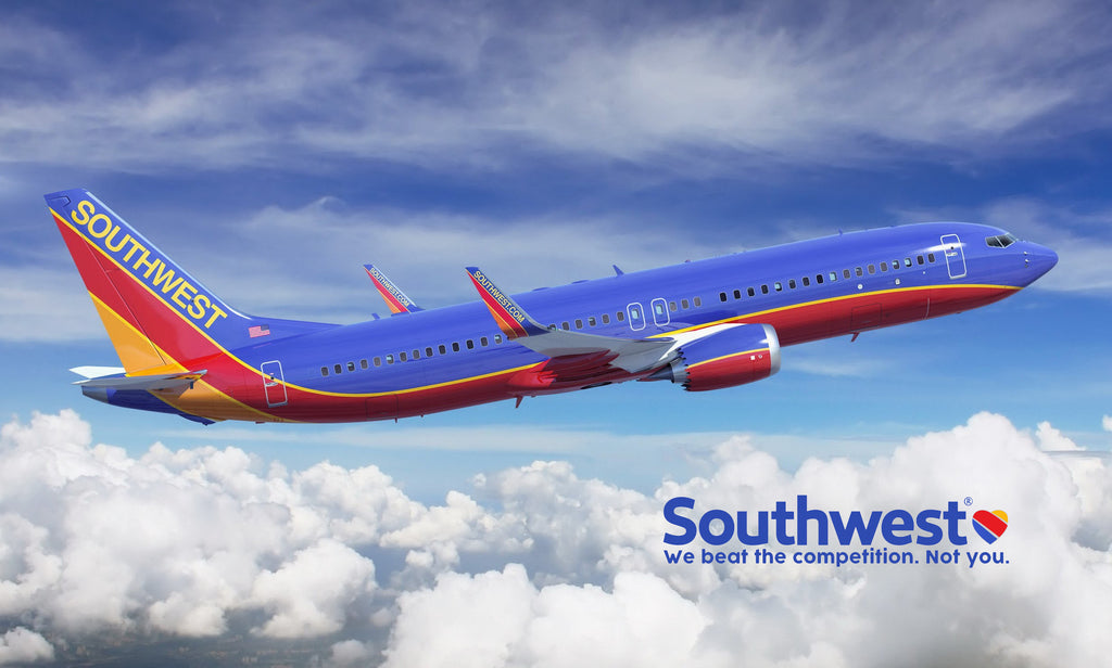 Southwest is Selling $39 Flights for its Birthday