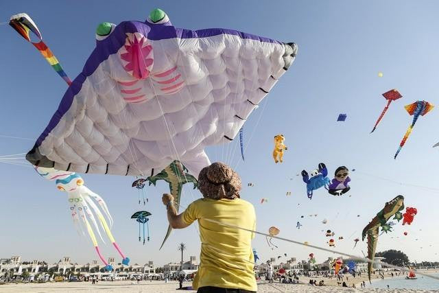 The Incredible Kite Festival in Texas City is a Must-See