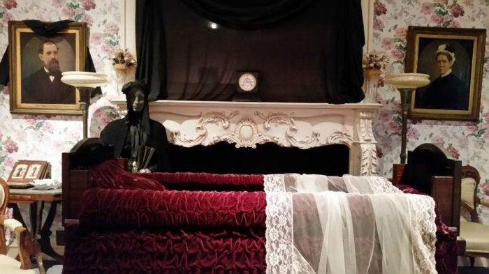 This Death-Themed Museum In Houston Is Not For The Faint Of Heart