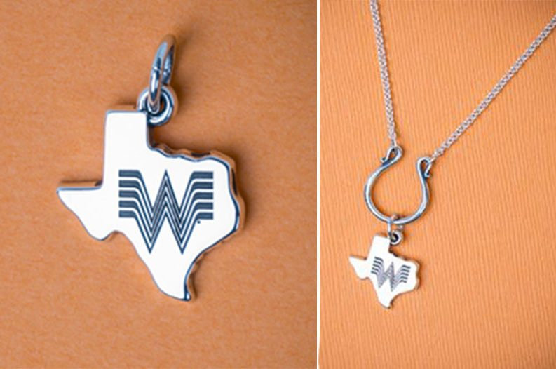 TEXAS PRIDE: James Avery releases Whataburger charm