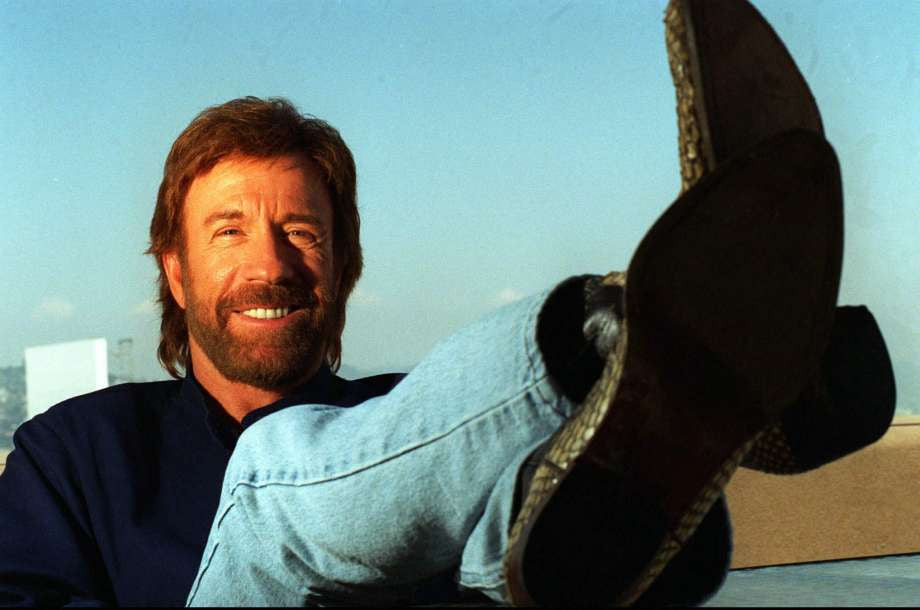 Chuck Norris named 'Honorary Texan' by State Senate
