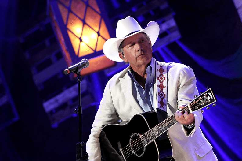 George Strait Says He's Planning Harvey Relief with Country Music Community