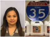 Texas Police Discover $2 Million of Liquid Meth in Cleaning Jugs During Traffic Stop