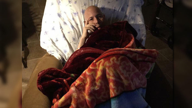 Texas Veteran's Dying Wish Is To Hear From You