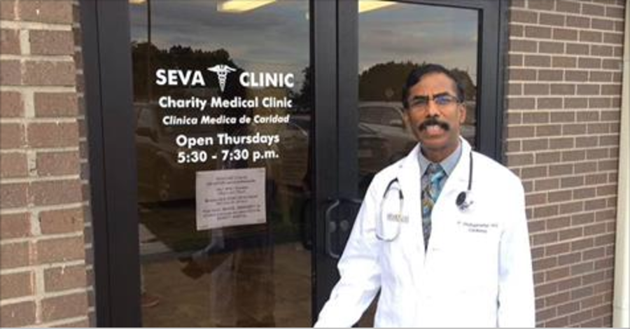 Doctor Opens Free Medical Clinic at Pearland Neighorhood Center