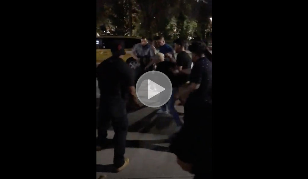 Video: Big Brawl Breaks Out After Bars Close in Midtown Houston