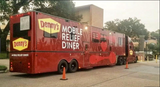 Denny's to Serve Free Breakfast in Houston with Mobile Diner