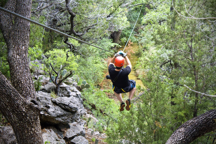 This Epic Zipline in Texas will take You on an Adventure of a Lifetime