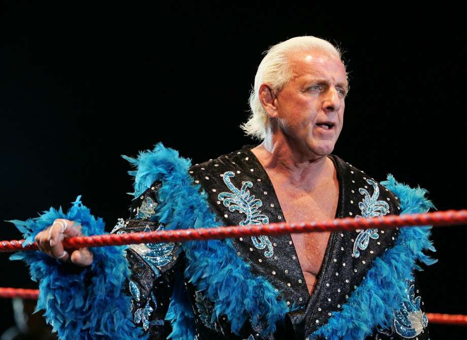 "Ric Flair's trademark ""Woo"" becomes an Astros rallying cry"