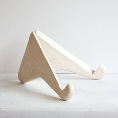Amy Meier Wooden Book Stand