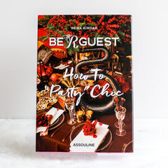 Be R Guest book by Assouline