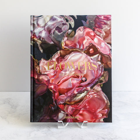 Flowers Arts and Bouquets book