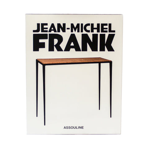Jean-Michel Frank book by Assouline