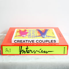 Interview by Andy Warhol and Creative Couples by Assouline