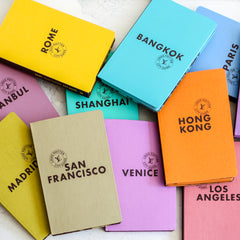 Louis Vuitton City Guide Books