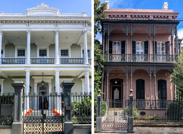 New Orleans House Tours