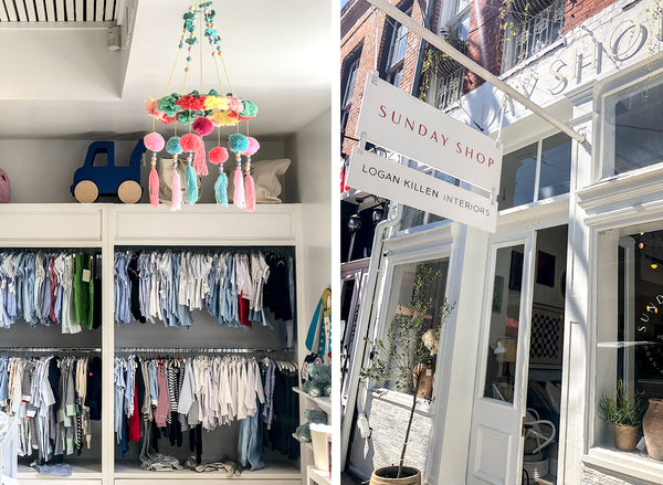 Mignon Children's Store and Sunday Shop in New Orleans