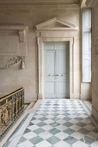 Paris Photography - Versailles, Door at Le Petit Trianon, France Travel Photography, French Home Decor, Large Wall Art by Georgianna Lane