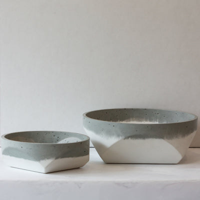 Cori x Anyon Bowls - olive in small and large