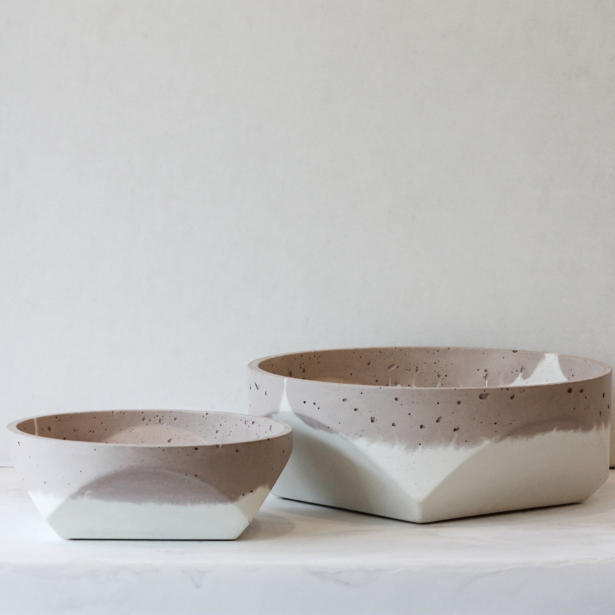 Cori x Anyon Bowls - Desert in small and large