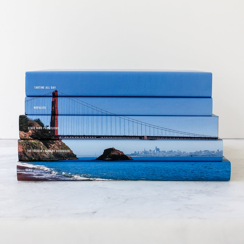 The Culinary Collection by Anyon x Juniper featuring the Golden Gate Bridge Available at our store