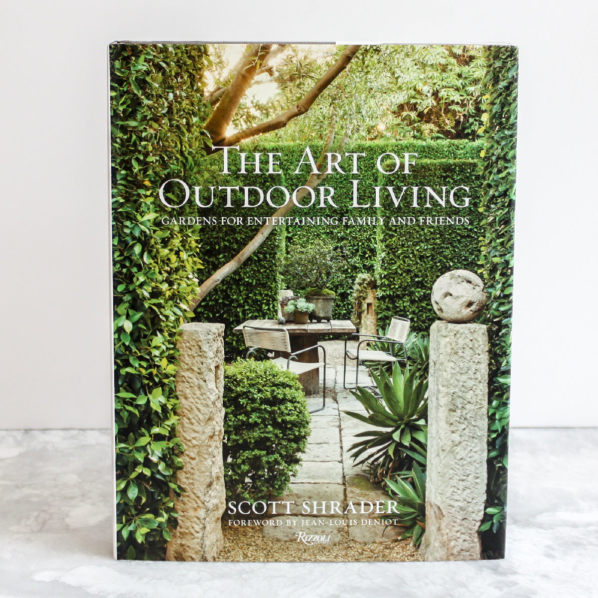 The Art of Outdoor Living published by Random House/Penguin