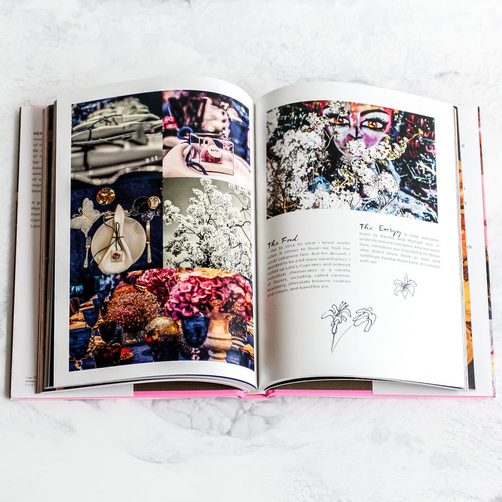Be R Guest: How to Party Chic book by Rena Kirdar Sindi