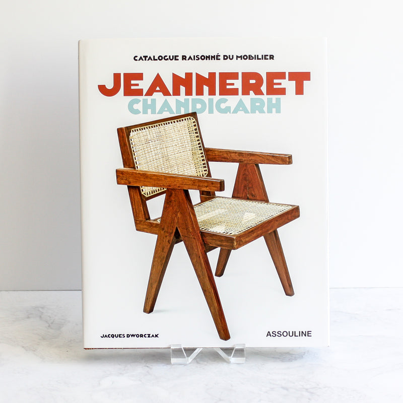 Jeannert Chandigarh book