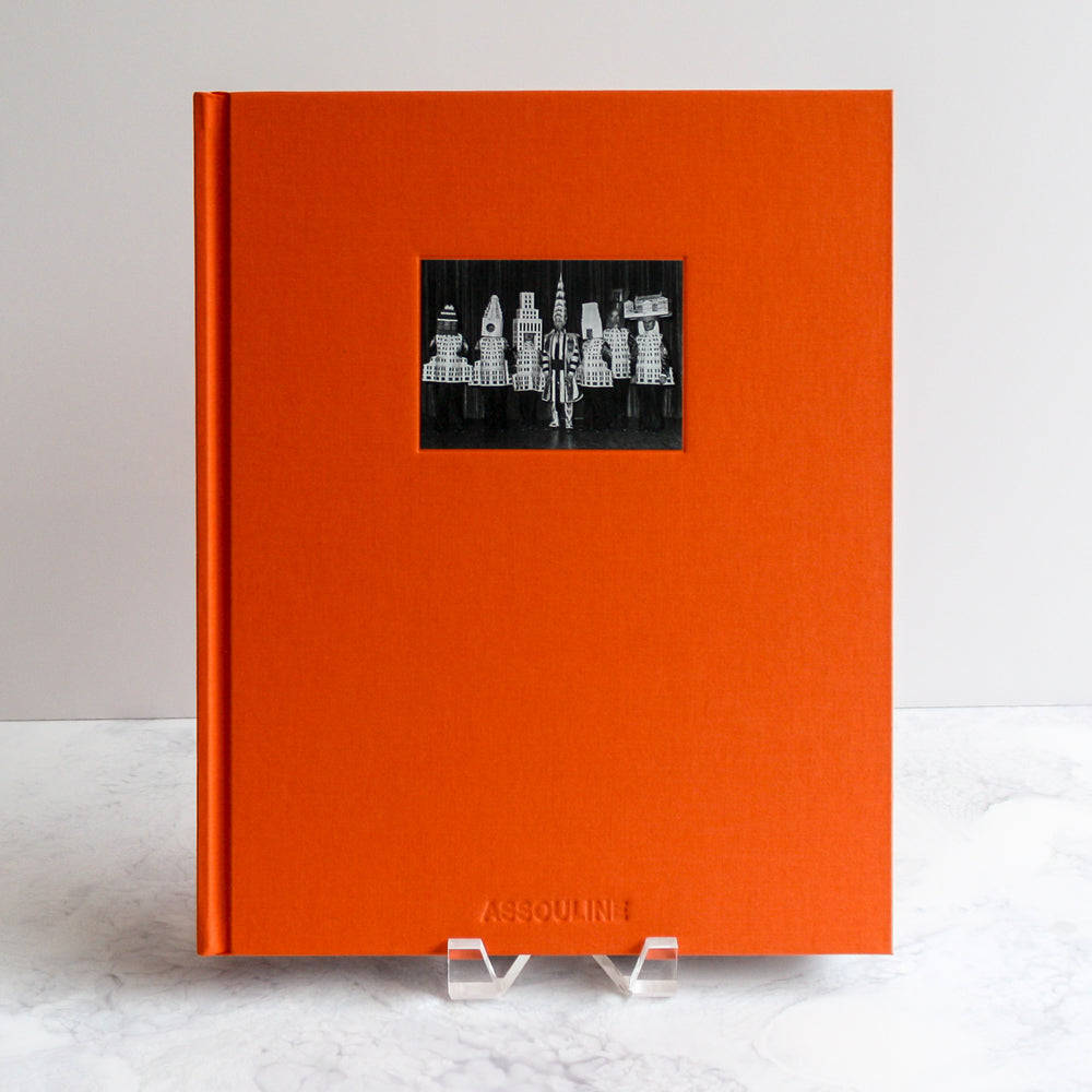 New York by New York book