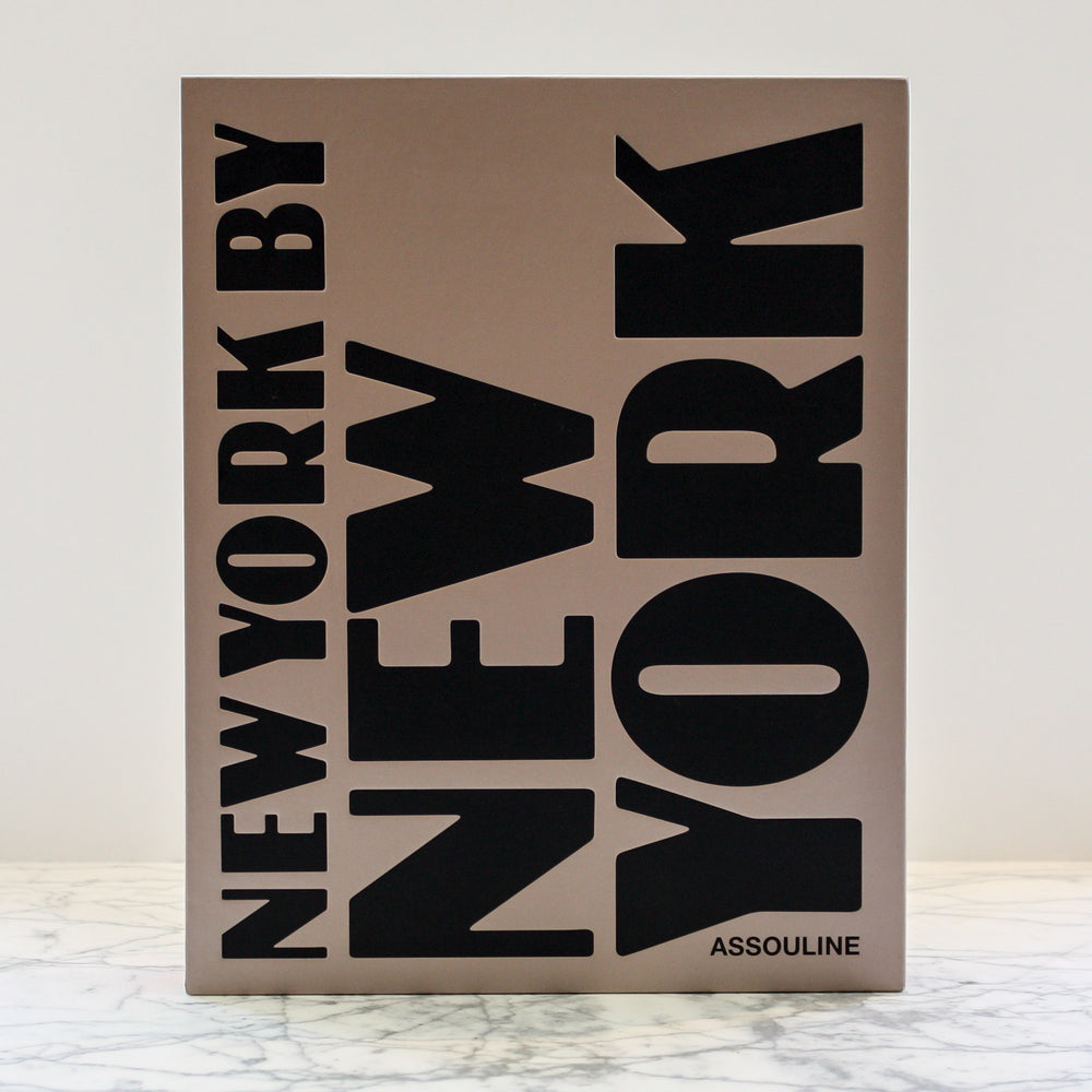 New York by New York book by Assouline
