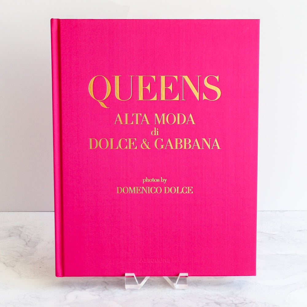 Queens book cover