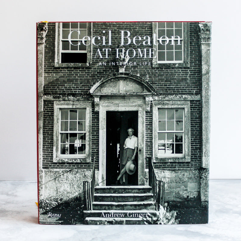 Cecil Beaton at Home by Andrew Ginger hardcover with jacket published by random house/penguin