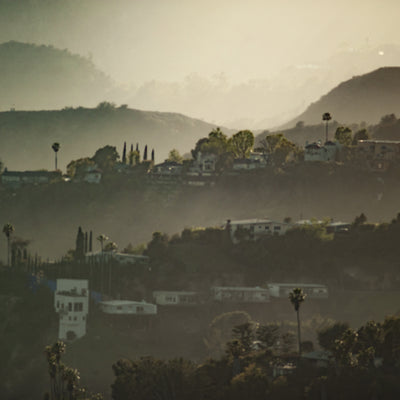 Hollywood Hills by César Ancelle-Hansen