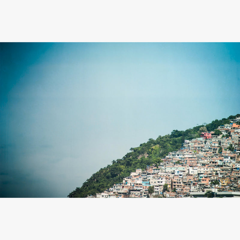 Vidigal Hill by César Ancelle-Hansen